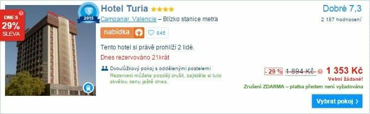 Turia 1.353 Kč