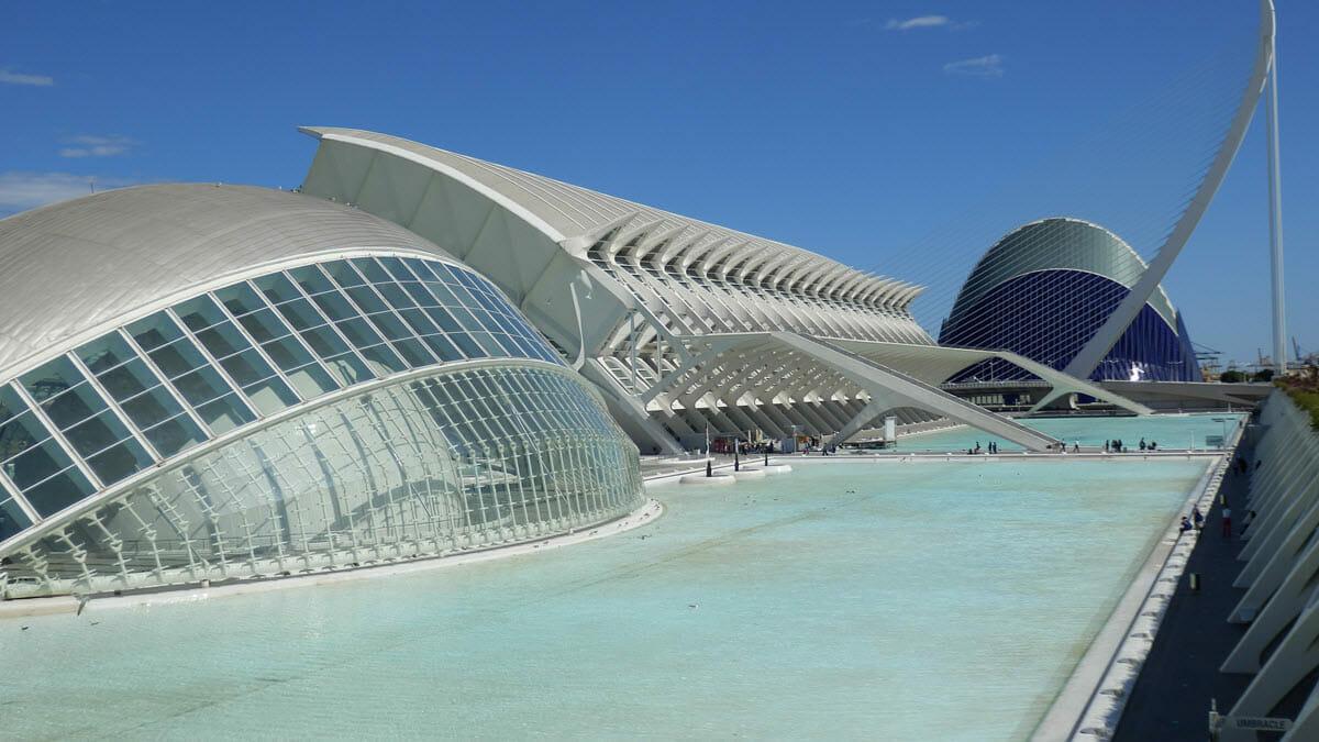 Valencia, moderní stavby 2