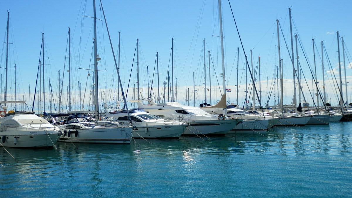 Valencia, přístav